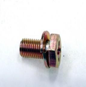 일반)육각셈스볼트(황도금) S/W