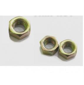 일반)3종세목너트(황도금)-Metric